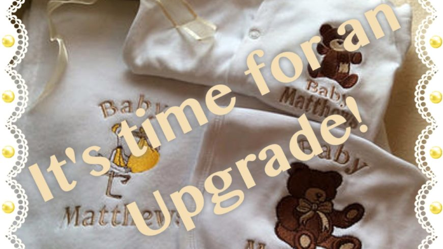 Upgrade your order today!