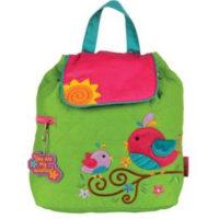 personalised bird nursery bag