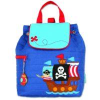 Nursery backpack personalised by Lovingly Labelled