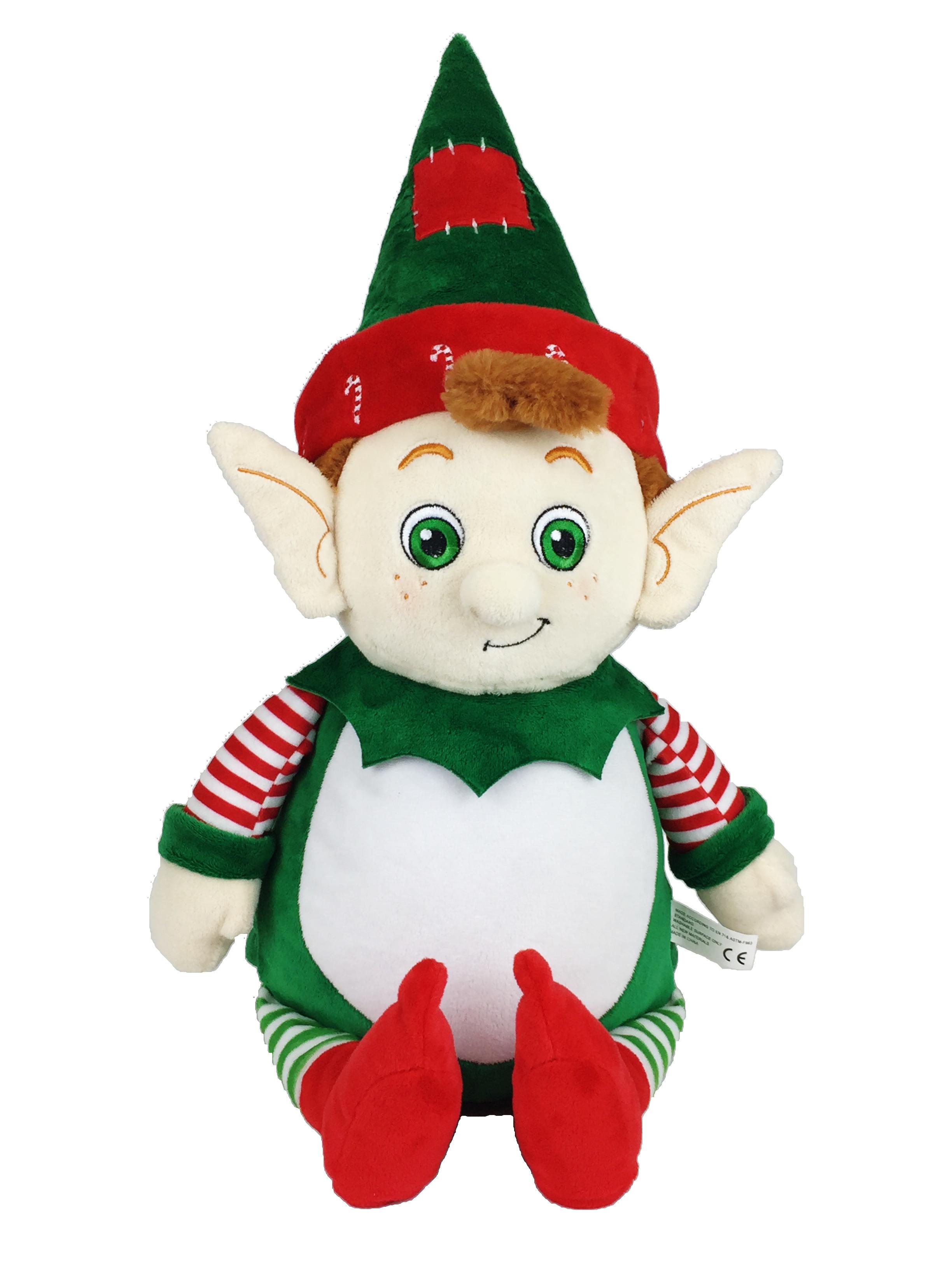 Christmas Elf.Cubbie Christmas Elf